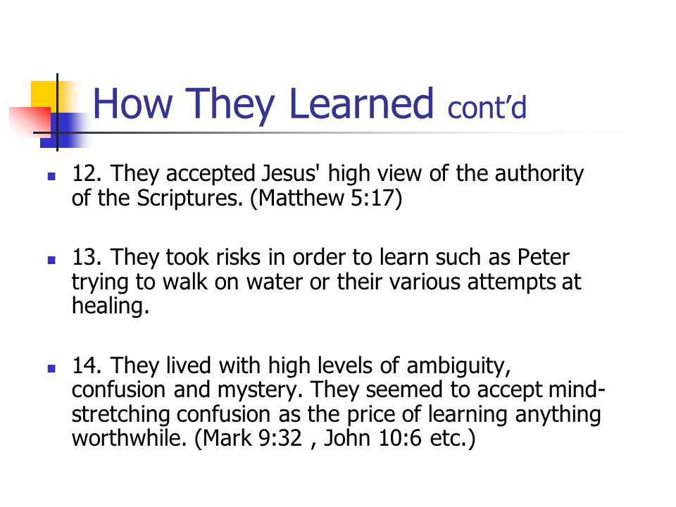 Its Your Choice… Thus it is clear from the New Testament that the sort of mind we end up with is entirely our choice.