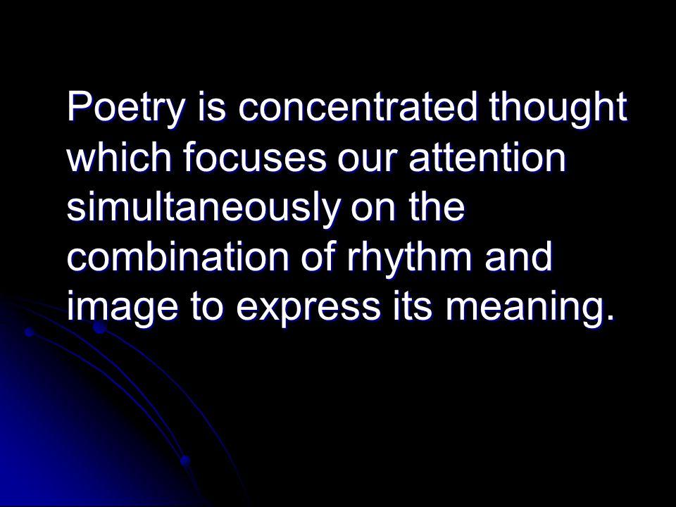 Rhyme Scheme Pattern of rhyme in a stanza or poem.
