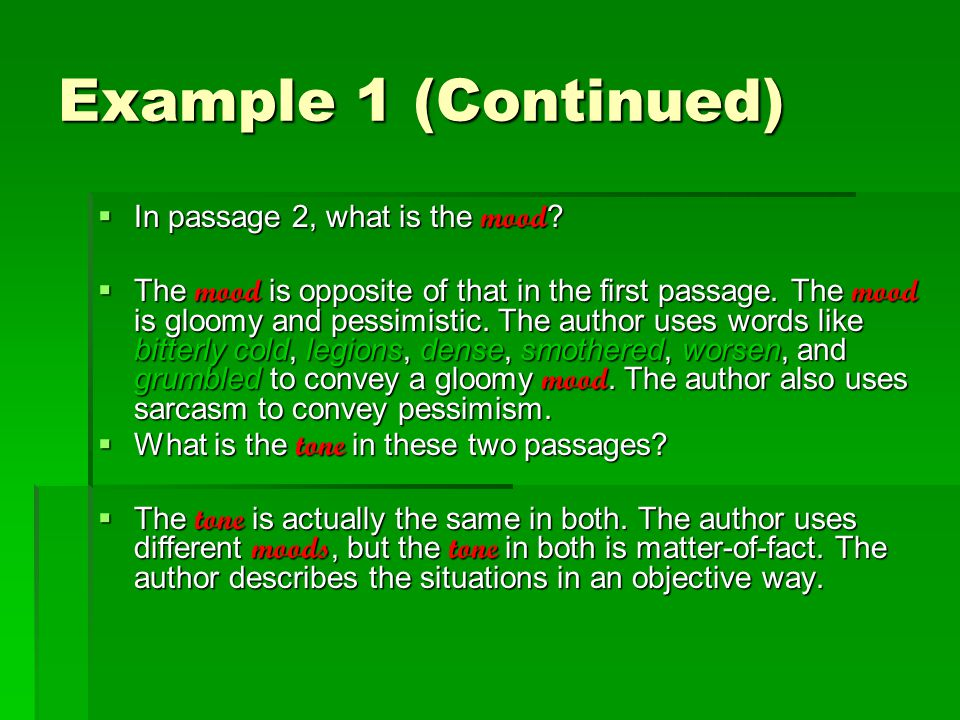 Example 1  Look at the following example in your book on page 132.