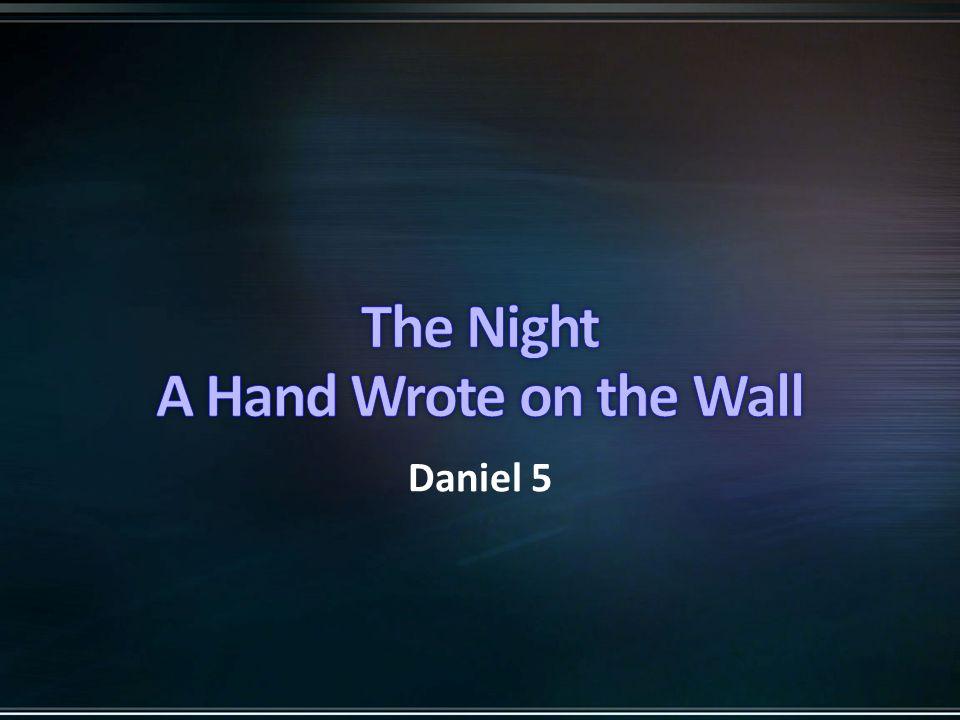 Daniel 5