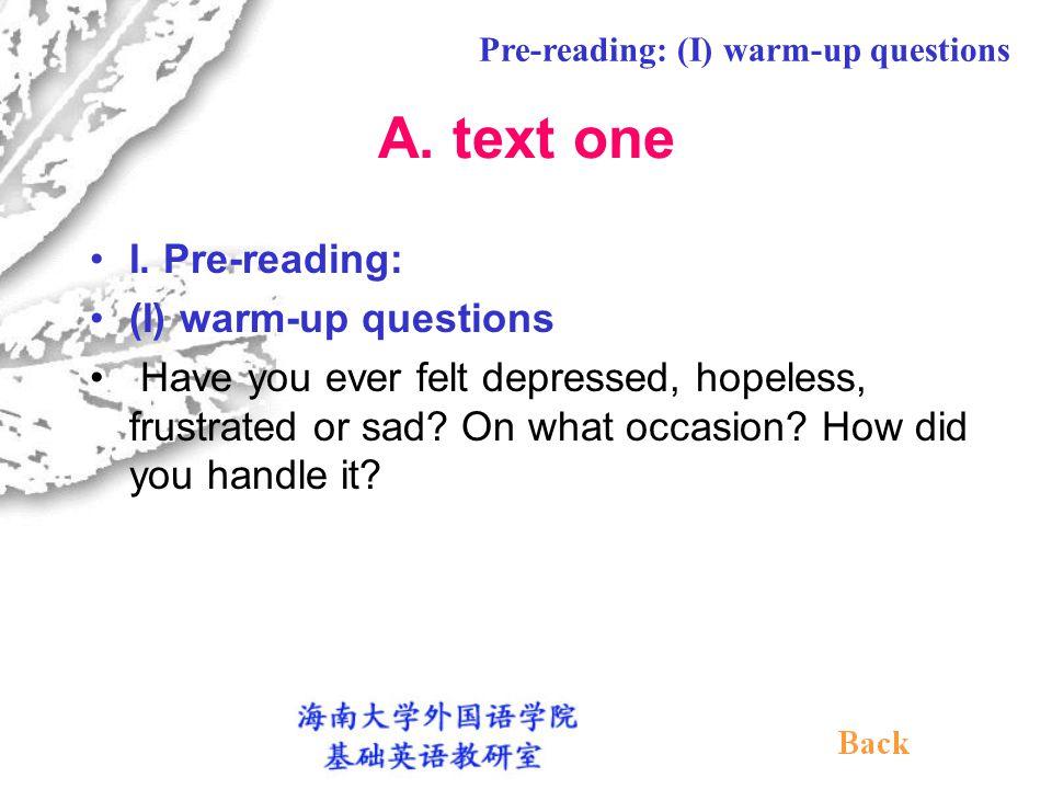 (IV) Difficult sentences While-reading: (IV) Difficult sentences 1.
