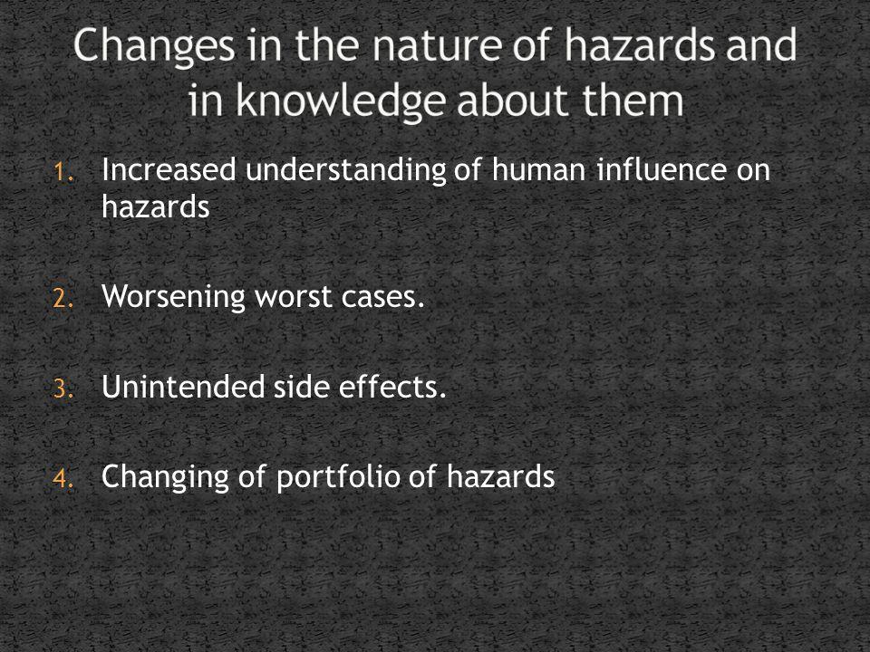 Pidgeon et al. Royal Society Report , 1992.