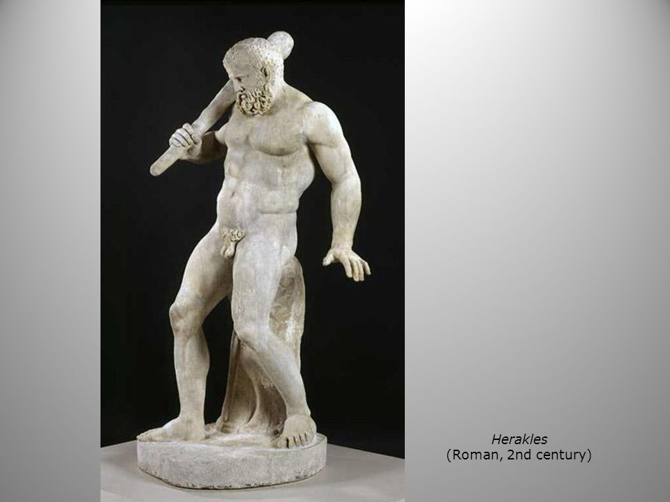 Herakles (Roman, 2nd century)