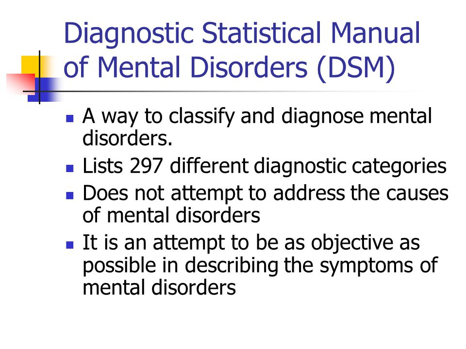 Anxiety Disorders, Somatoform Disorders, and Dissociative Disorders