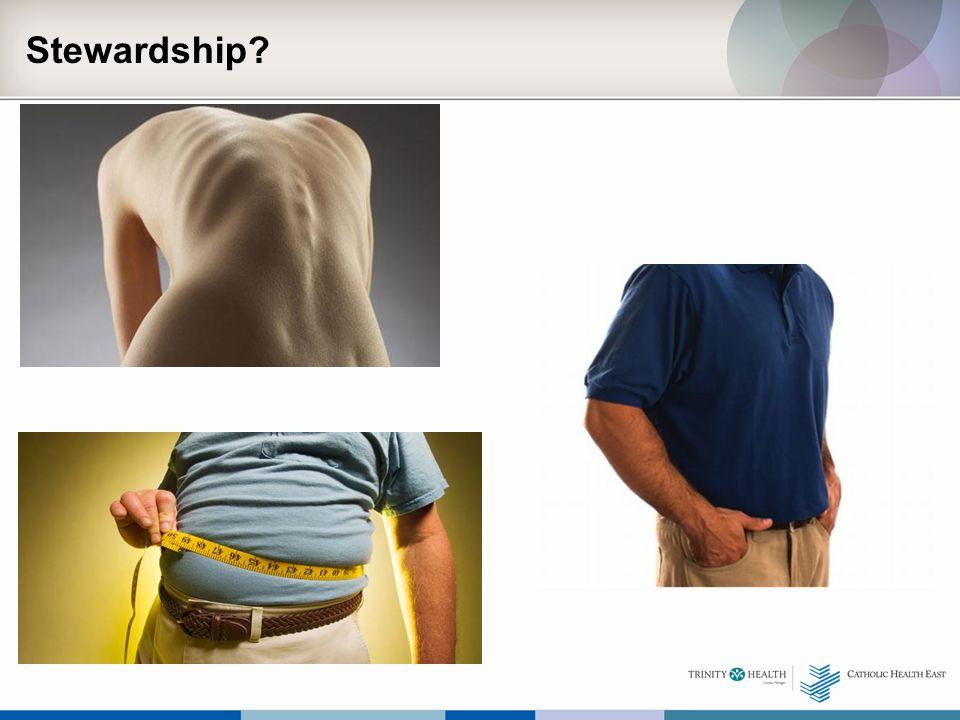 Stewardship?