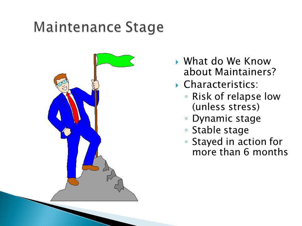  What do We Know about Maintainers.