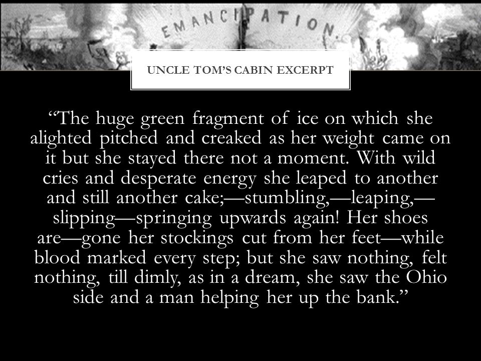 The huge green fragment of ice on which she alighted pitched and creaked as her weight came on it but she stayed there not a moment.