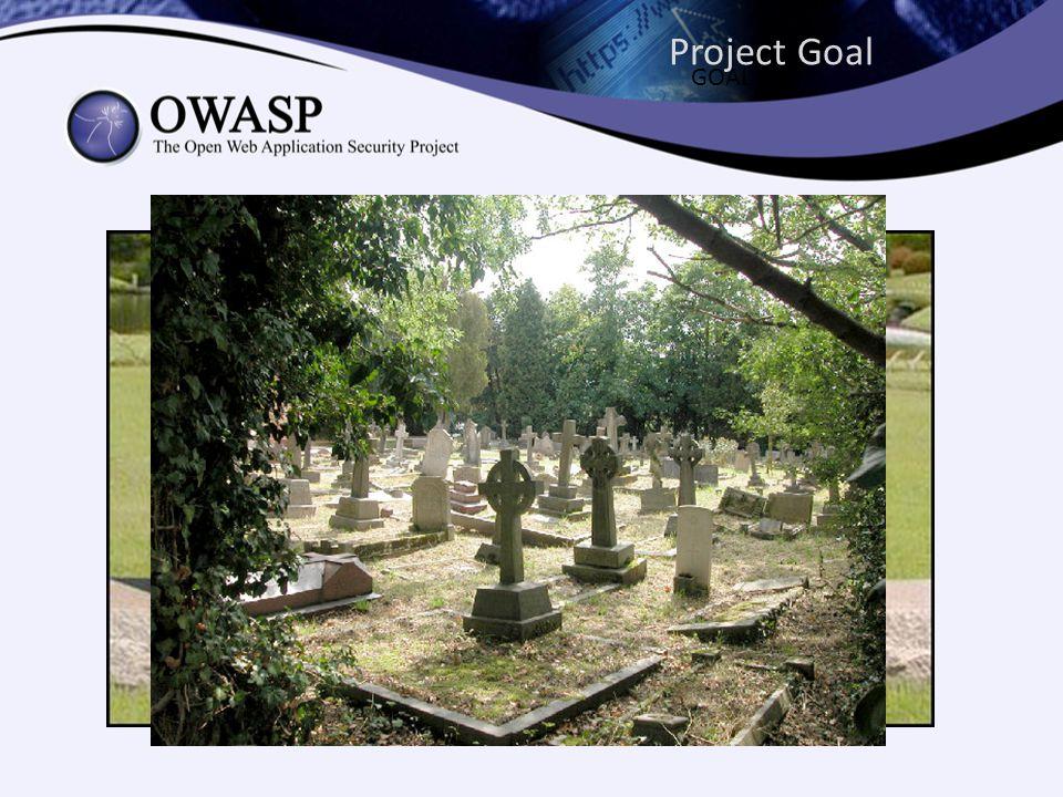 GOAL Project Goal