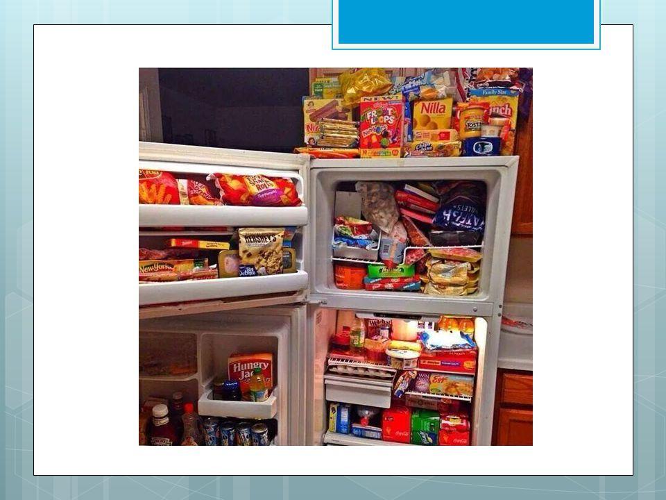 Nutritional Misunderstanding Food Labeling calories per serving/serving size