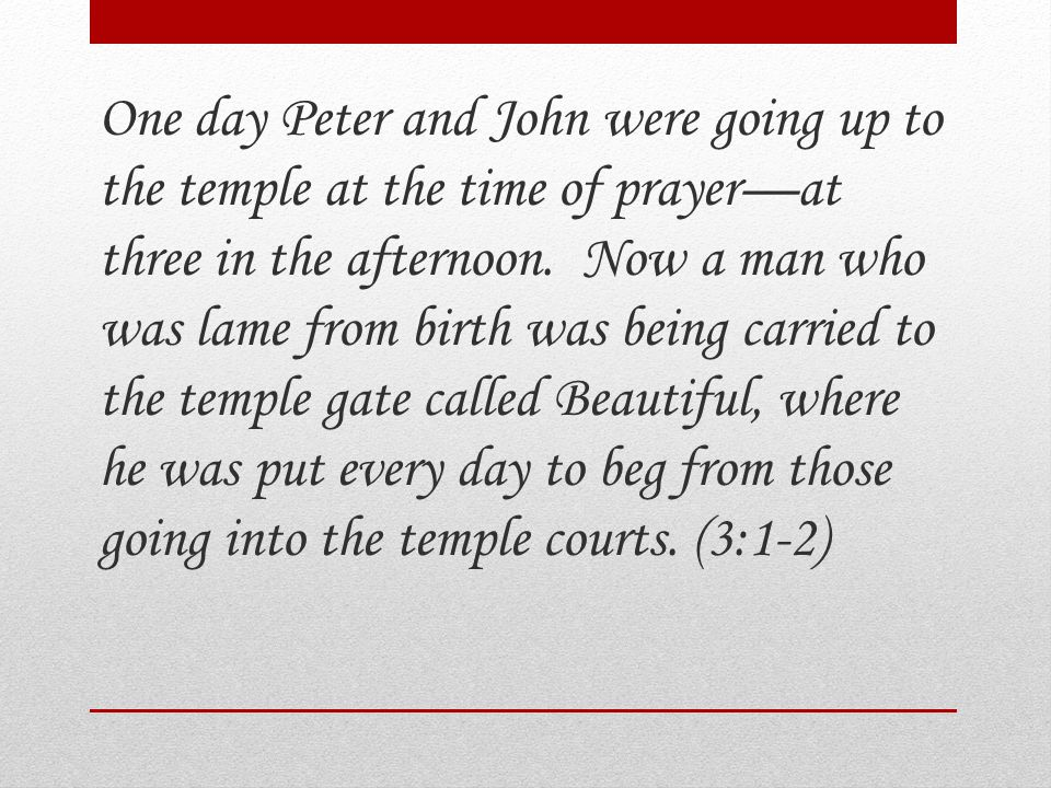 While the man held on to Peter and John, all the people were astonished and came running to them in the place called Solomon's Colonnade.