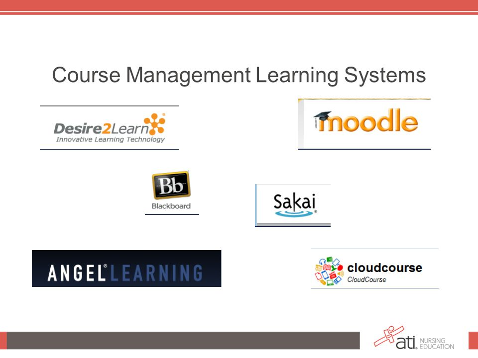 Course Management Learning Systems