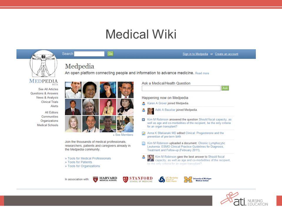 Medical Wiki
