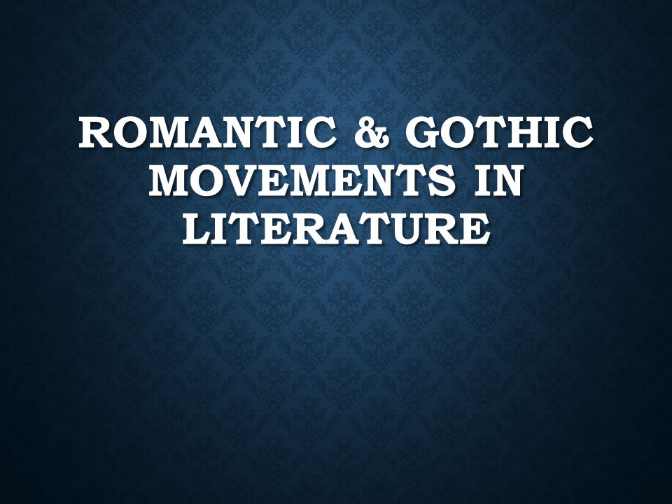 ROMANTICISM Romanticism saw a shift from faith in reason to faith in the senses, feelings, and imagination; a shift from interest in urban society to an interest in the rural and natural; a shift from public, impersonal poetry to subjective poetry; and from concern with the scientific and mundane to interest in the mysterious and infinite.