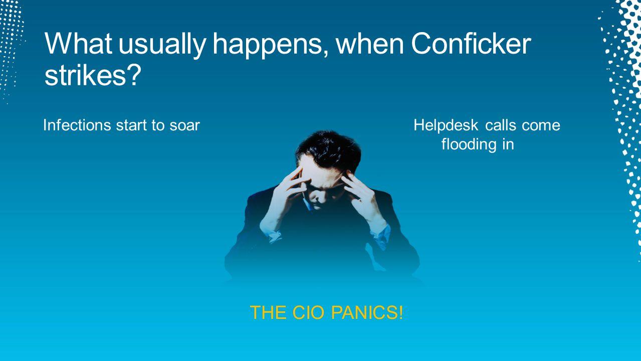 THE CIO PANICS!