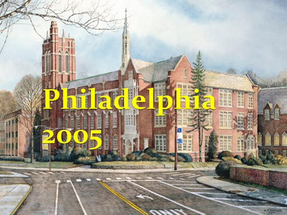 Philadelphia Philadelphia 2005 2005