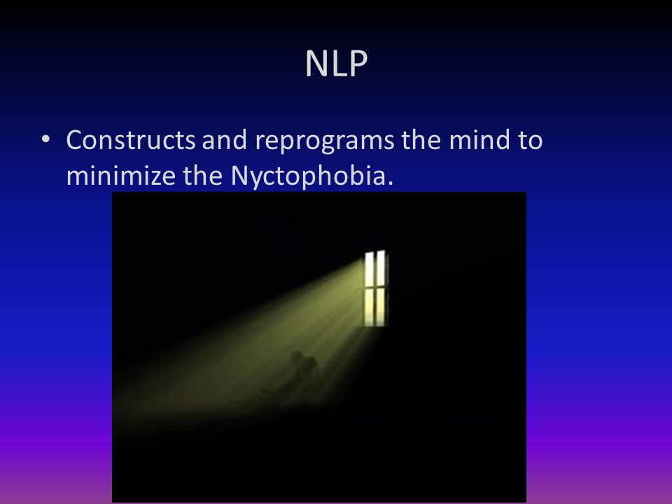 Energy Psychology Required therapy for any phobia treatment. It's rapid, safe, and effective.
