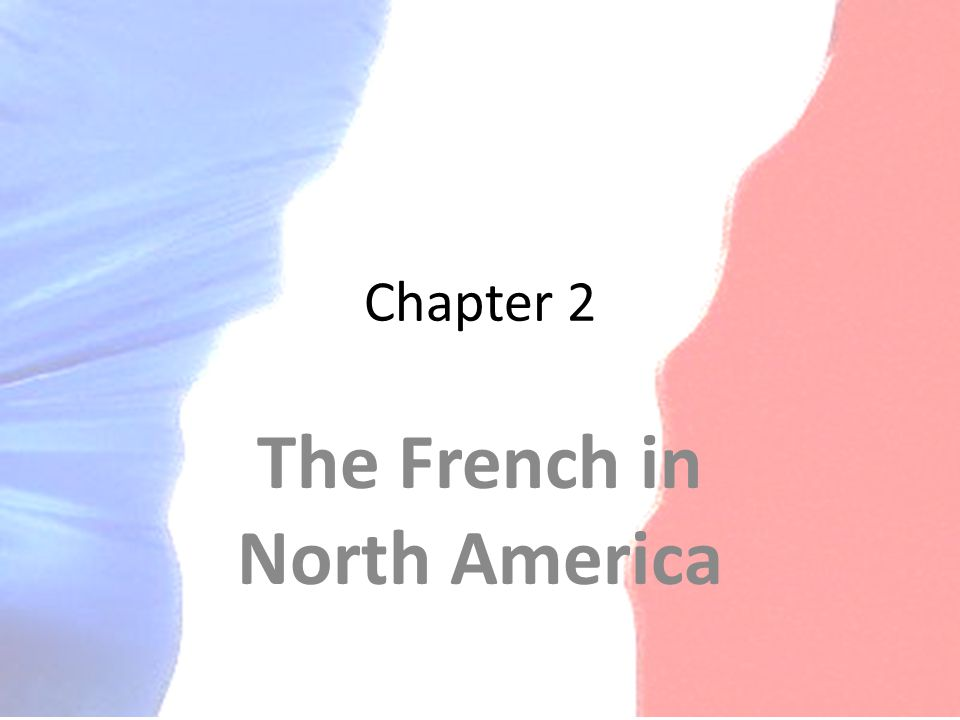 In Section 1 you'll investigate questions like these and look at the society created by French colonists in Canada hundreds of years ago.