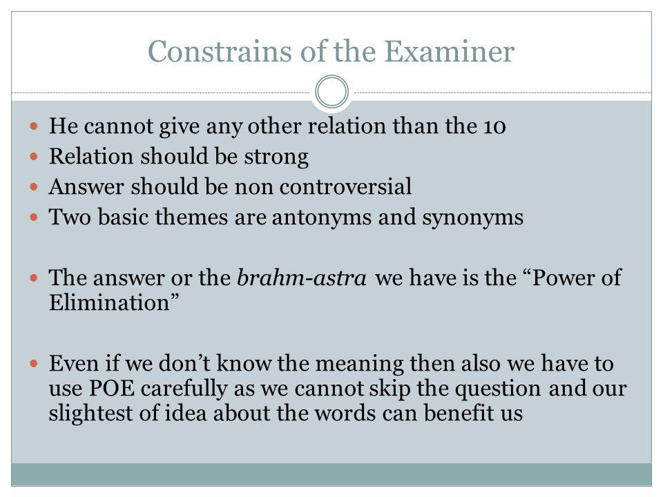 Degree Question Saturate : Dampen :: A.Contaminate : pollute B.