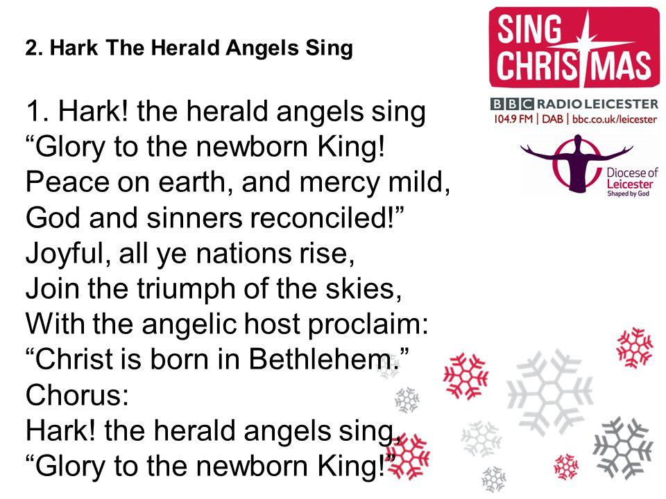 2.Hark The Herald Angels Sing 2.