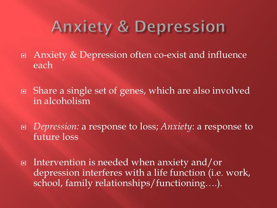  Significant episodes of depression alter brain chemistry (i.e.