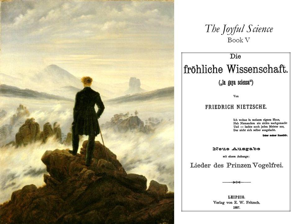 The Joyful Science Book V