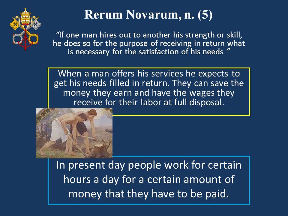 Rerum Novarum, n.