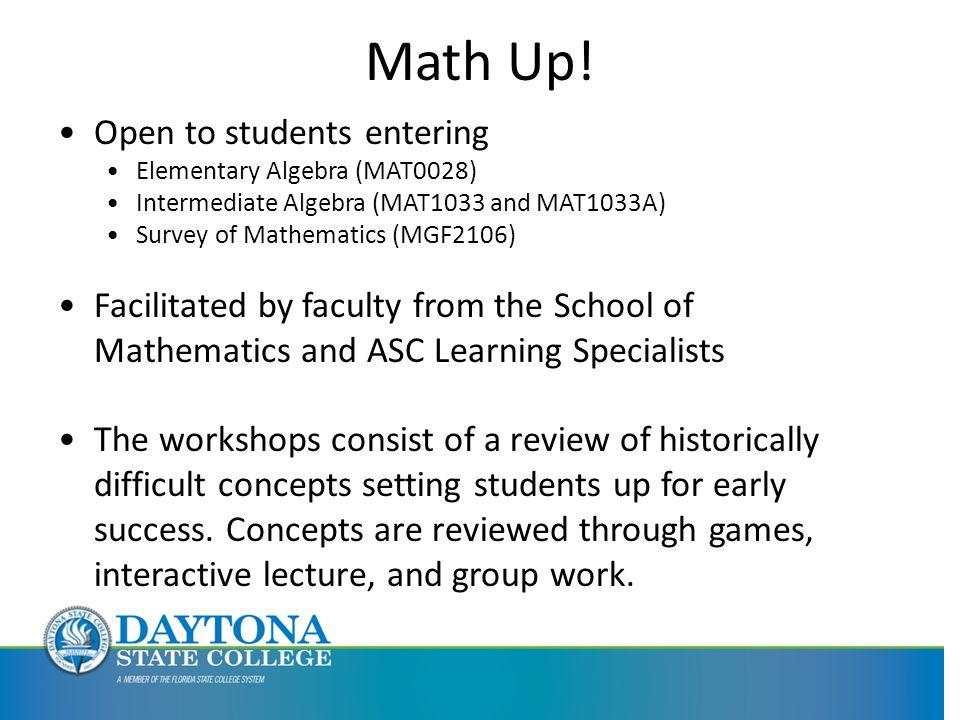 Math Up.