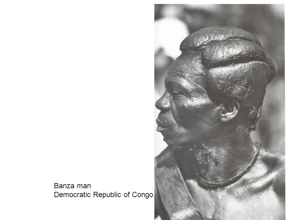 Banza man Democratic Republic of Congo