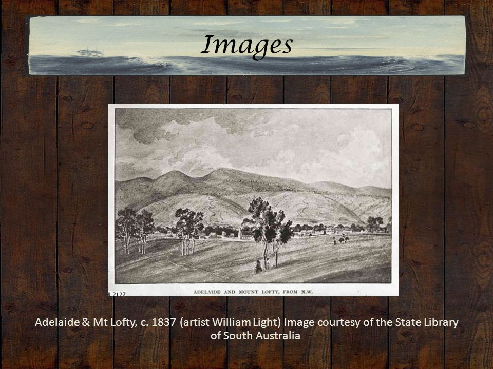 Images Adelaide & Mt Lofty, c.