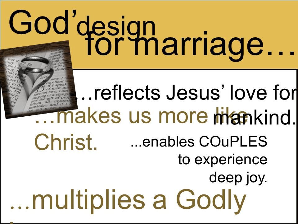 What are some of the major threats to a oneness marriage?