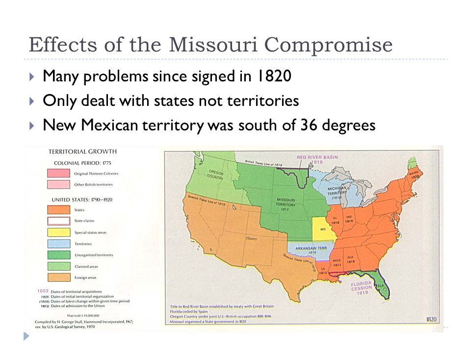 Compromise of 1850  Clay Proposes a compromise  3 Key players  John Calhoun of SC  Daniel Webster of Mass.