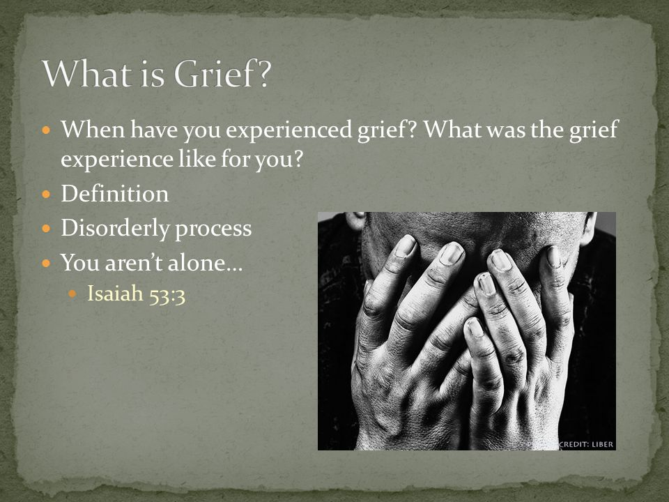 Christians can be depressed (not always brought on by sin) Evaluating your feelings – 3 questions What is it like when you feel depressed.