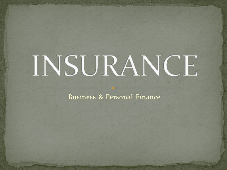 Insurance that covers physical injuries caused by a vehicle accident for which you were responsible.