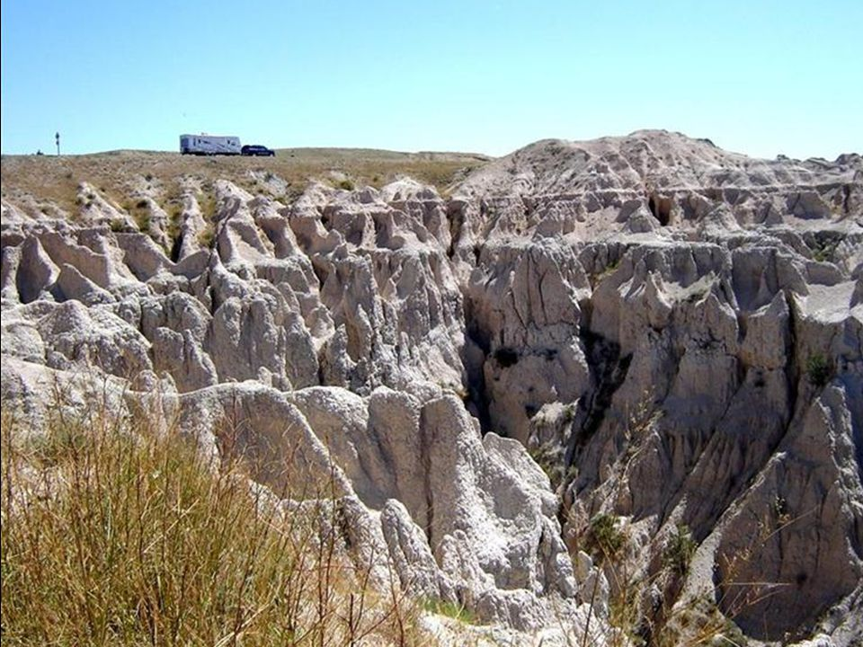For centuries, humans have viewed the South Dakota Badlands with a mix of dread and fascination. The Lakota Indians called this area