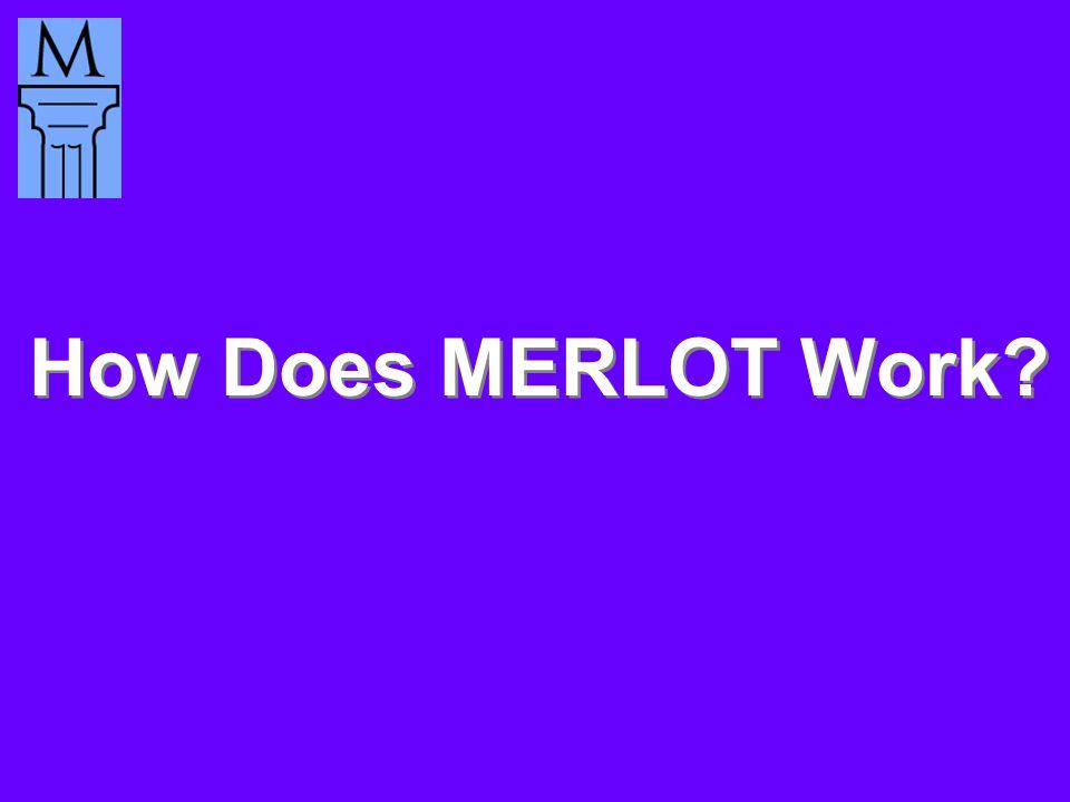 How Does MERLOT Work