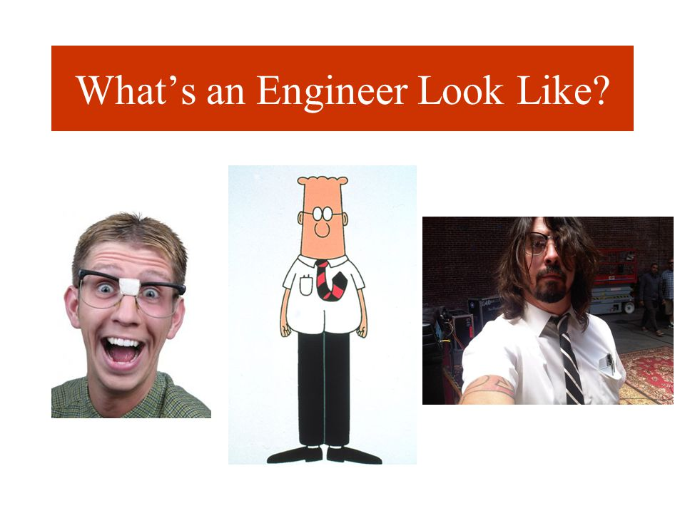 What's an Engineer Look Like?
