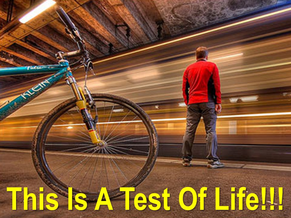 God gave us a lifetime to TEST OUR LIMITATIONS and to LIVE HIS DREAM FOR OUR LIFE.