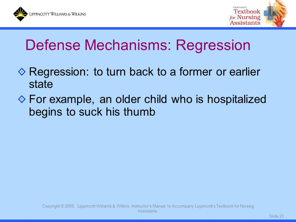 Slide 23 Copyright © 2005. Lippincott Williams & Wilkins.
