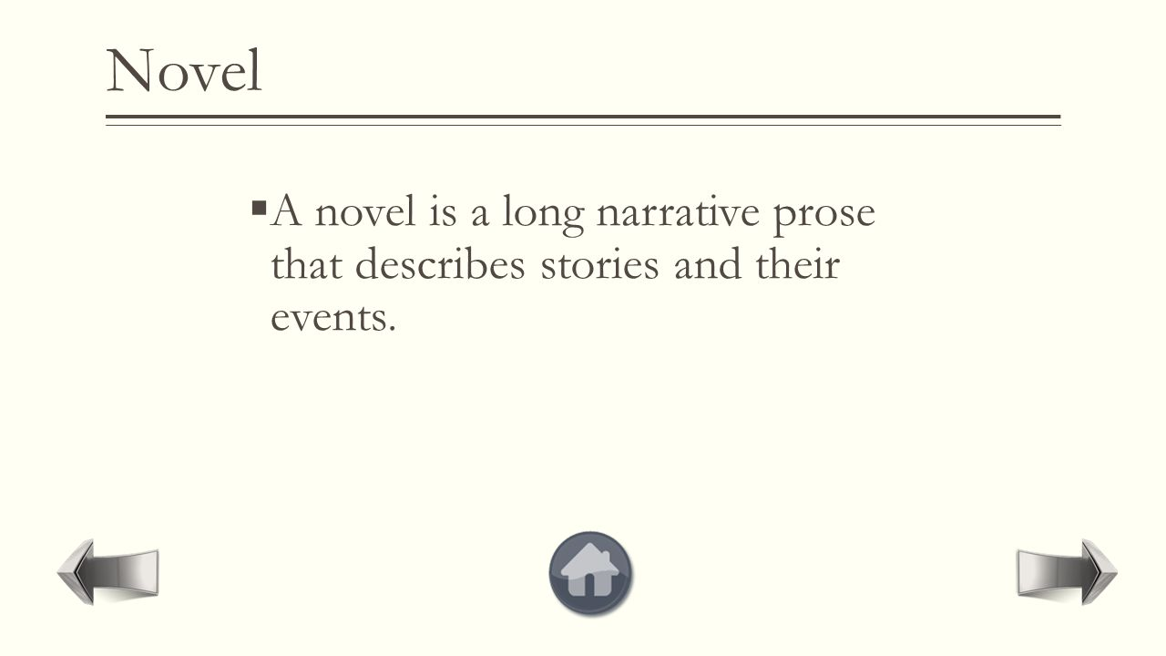 Exercise 5  Which book category would this summary fill into.