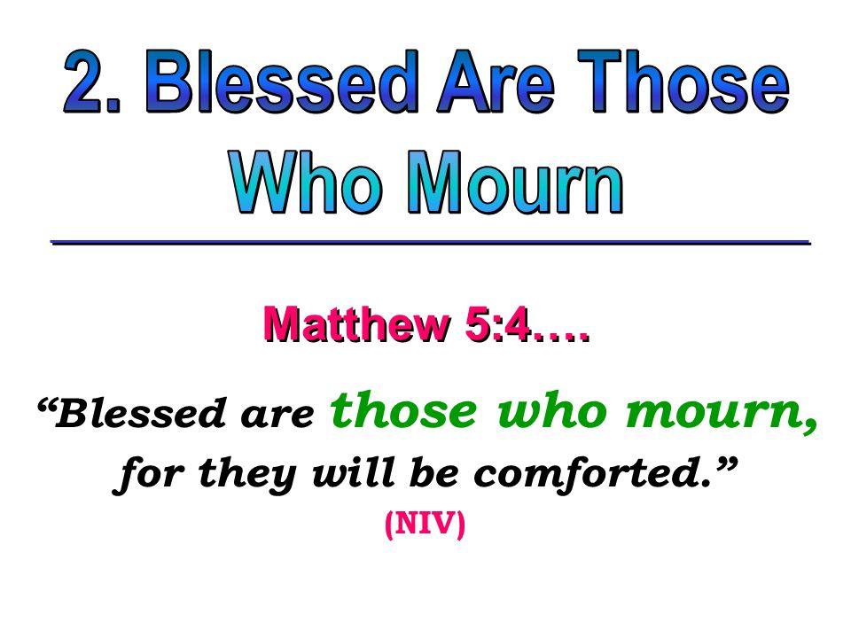 Scripture says….