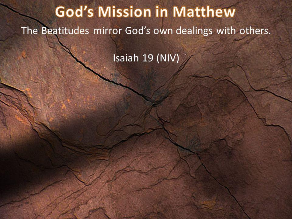 Isaiah 19 (NIV)