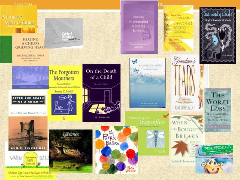 27/04/2015Sara Fleming, CYWHS Books
