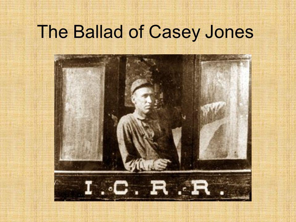 The Ballad of Casey Jones