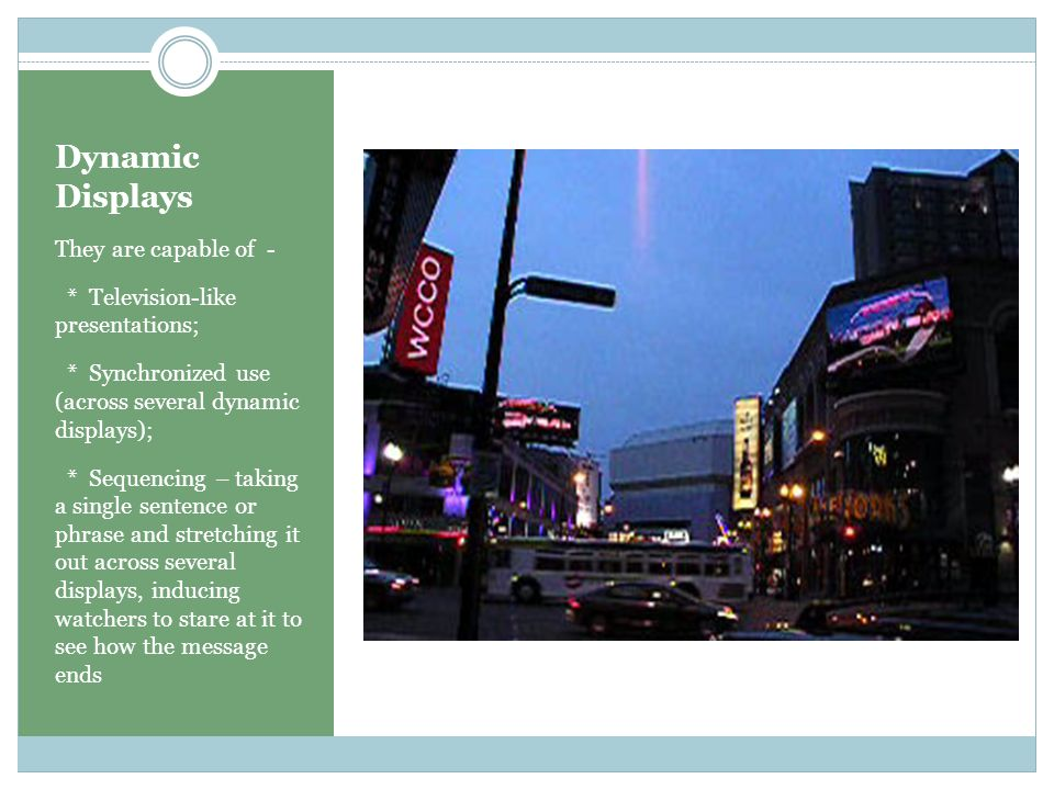 Minnetonka's incentives approach The City proposed which static signs should come down (based on safety and planning criteria included in the ordinance) A side agreement keeps more than one dynamic billboard from being visible at any single place The 8-second duration was hard for the City to swallow, but Minnesota law allowed no better way for the City to get rid of so many billboards