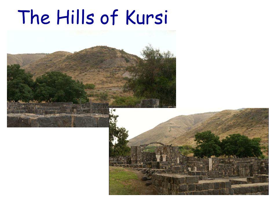 The Hills of Kursi