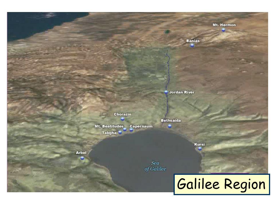 Galilee Region