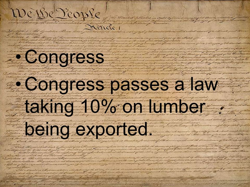 Congress Congress passes a law that says you can sue your state in federal court.