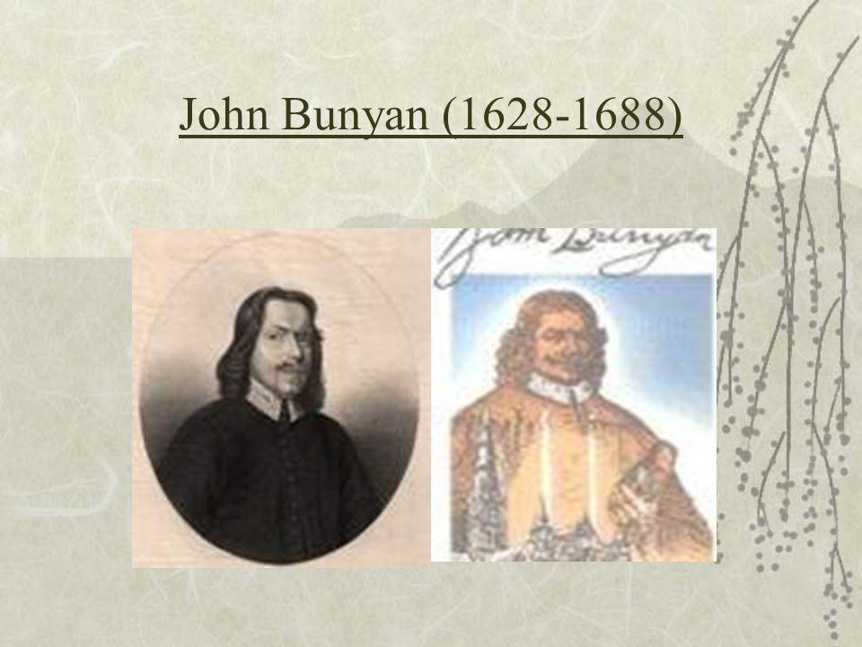 John Bunyan (1628-1688)