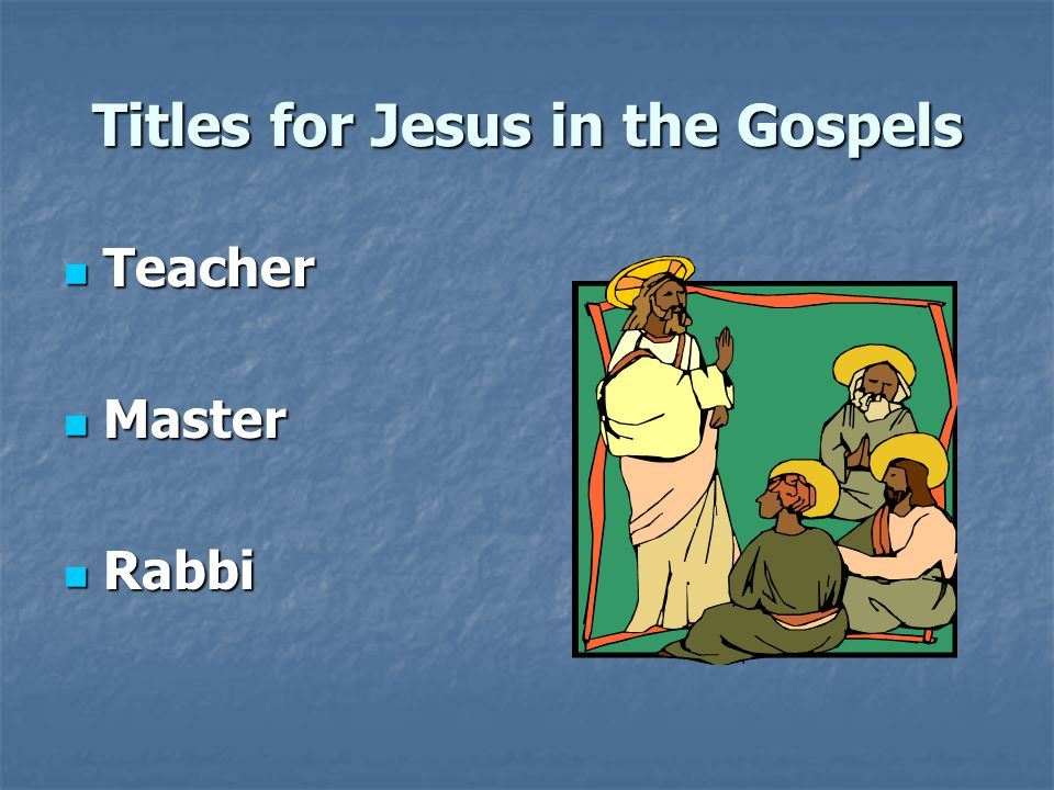 Instructions for Disciples Jesus teaching the Lord's Prayer Jesus teaching the Lord's Prayer Parable of the unforgiving servant Parable of the unforgiving servant Parable of the Good Samaritan Parable of the Good Samaritan