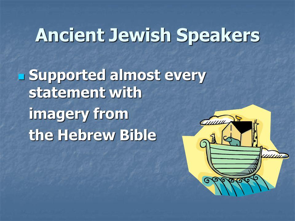 Chapter 7: Jesus Speaks SayingsandStories of the Kingdom CONCEPT B CONCEPT B Jesus' Sayings & Stories in the Gospels Jesus' Sayings & Stories in the Gospels